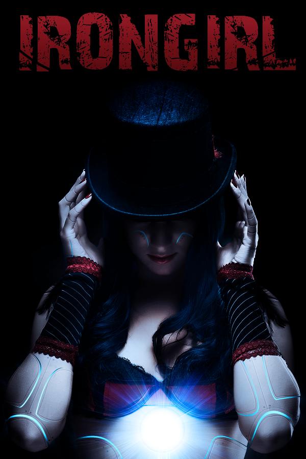 Irongirl Photomanipulation by NickchouBG