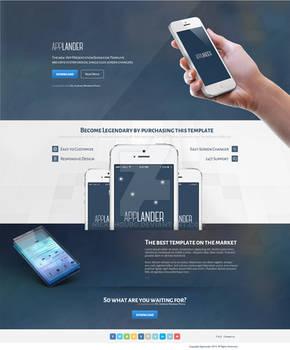 Applander- Web Design