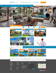 EstateInvest- Web Design
