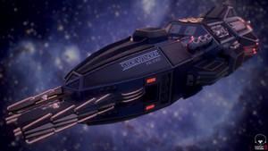 Sidewinder-Class Fast Attack Vessel