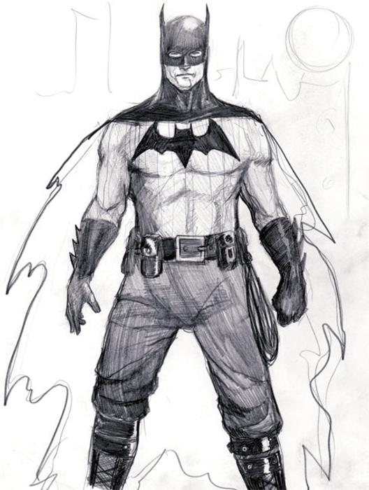 Batman by Manji675