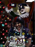 Harley Quinn by Manji675