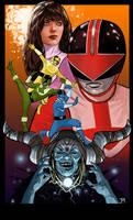 Power Rangers Timeforce by Manji675