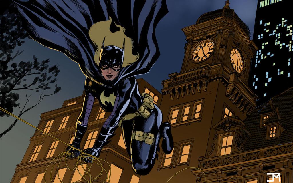 Batgirl by Manji675