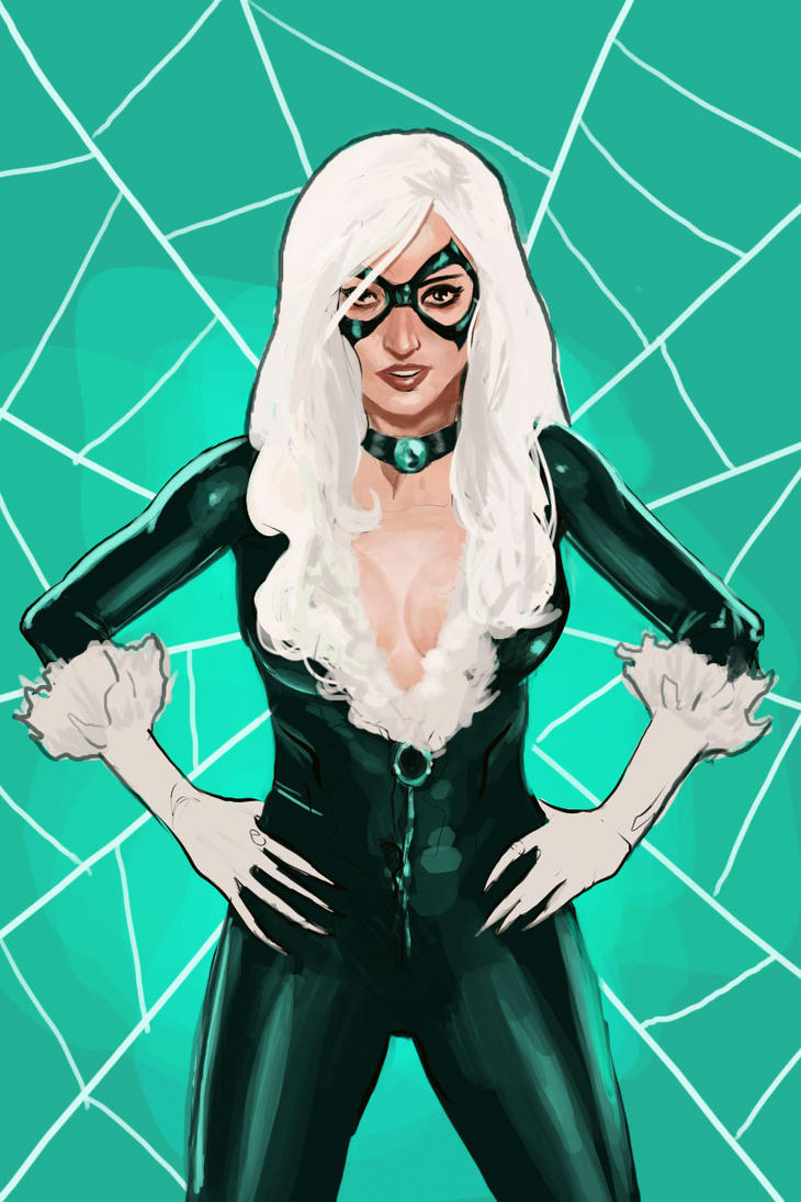 Blackcat by Manji675