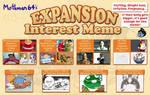 M64's Expansion Interest Meme (100-ATM's answers)