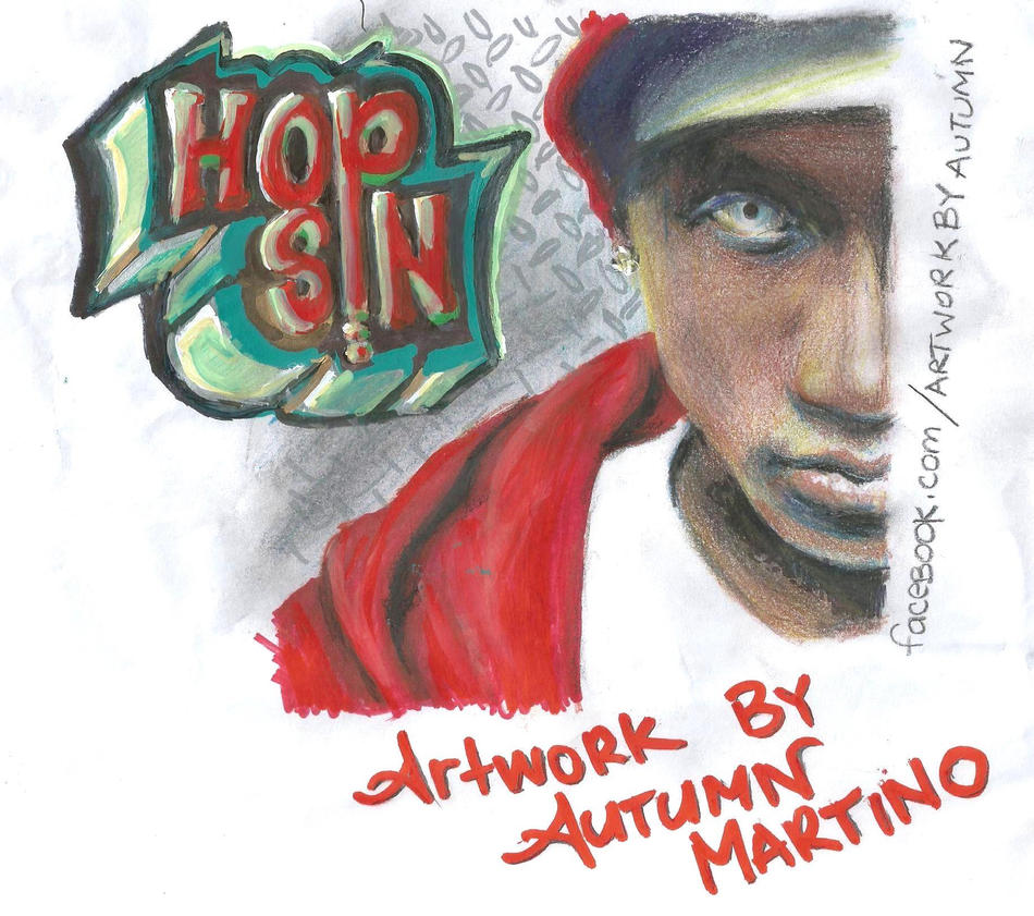 Ill Mind Of Hopsin 4 Album Cover - 156.0KB