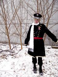 Ready for General Winter by kopfgeldjagerin