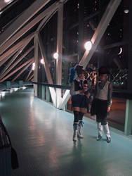 Kuroshitsuji Circus Arc by kopfgeldjagerin