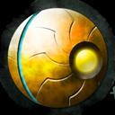 Metroid - Morph Ball by Nahlej