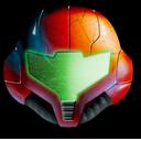 Metroid - Samus Helmet