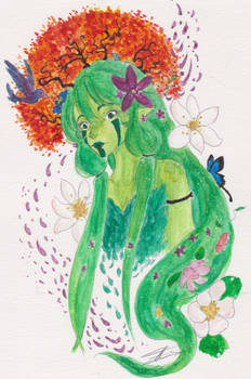 Mother Day : Dryad