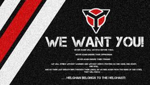 Helghast Recruitment