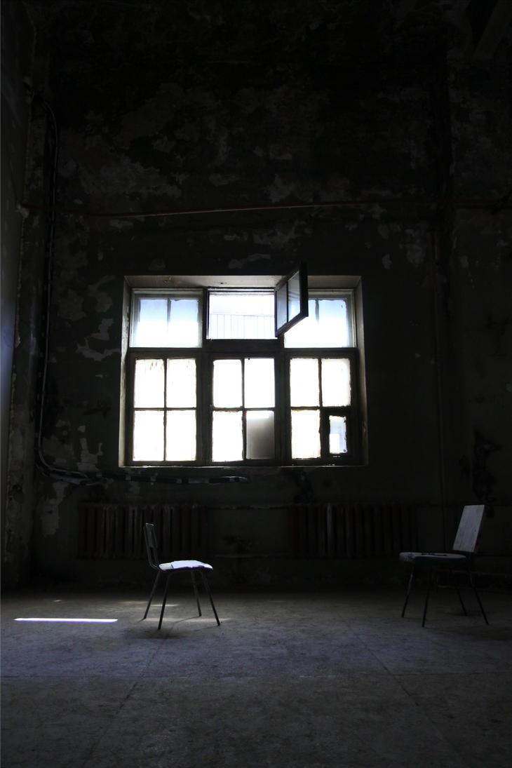 Dark room by LanaChestnut