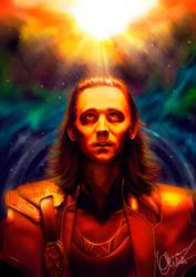 Loki by LanaVdV