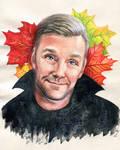 Autumn Marko by LanaVdV