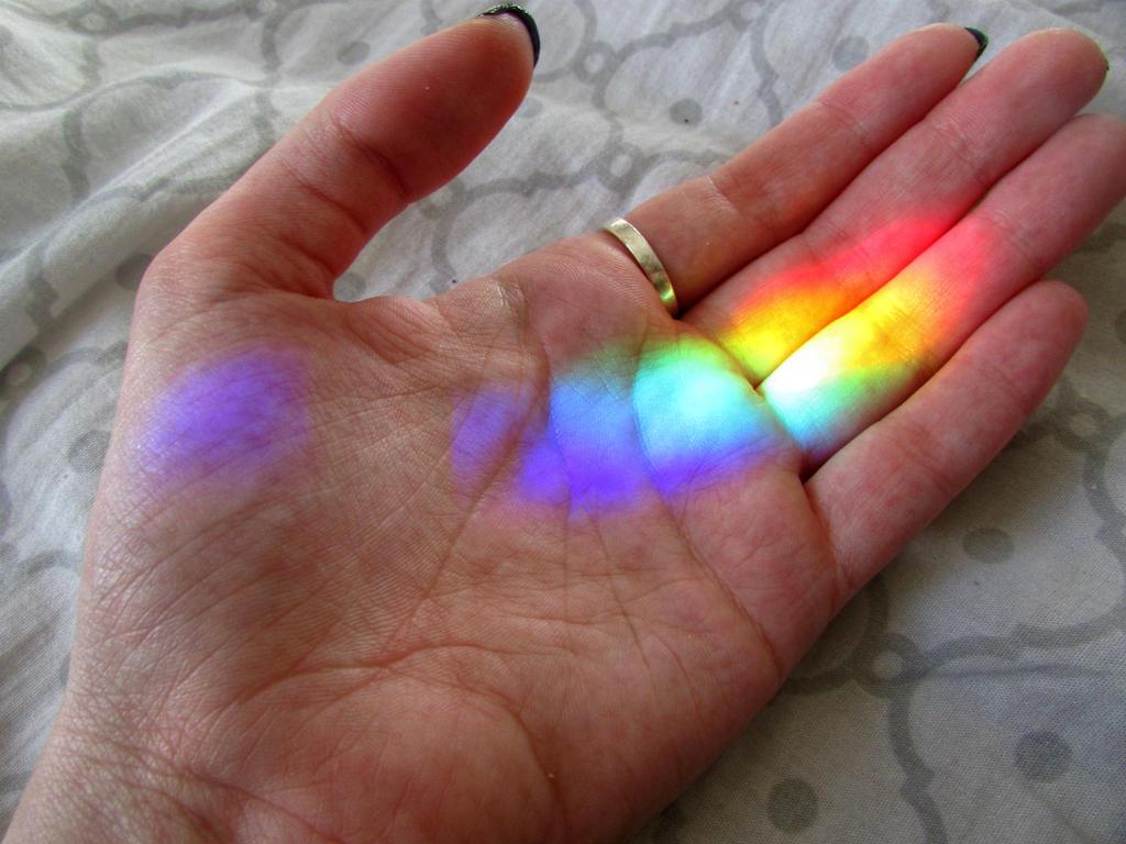 Light in my Hand by HayashiSorano