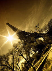 la tour eiffel IV by PaLiAnCHo