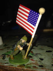 Follow Me and Old Glory