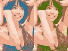 Pop Pop Megumi by b1kkur1