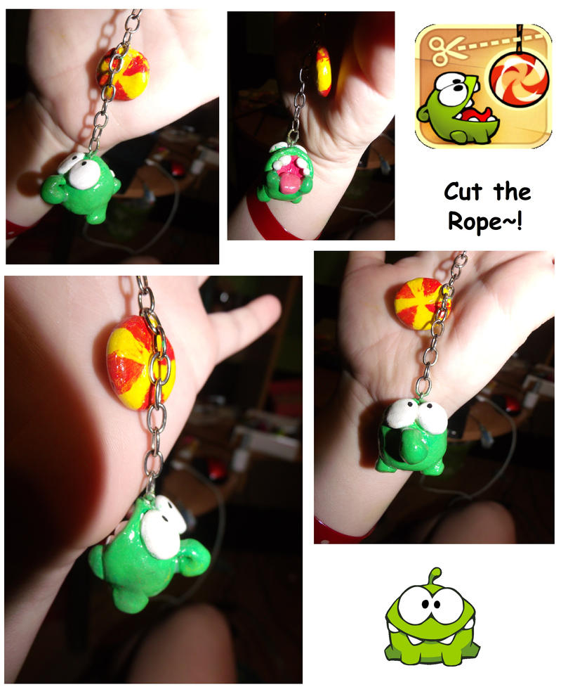 Cut The Rope by ScreamEmotion
