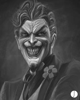 Joker - Etch and Sketch