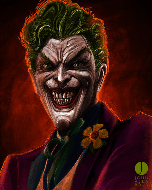 Killer Smile by PhotoshopIsMyKung-Fu