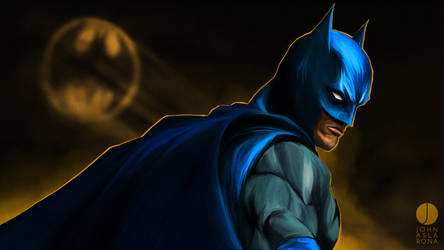 Call of Duty: Gotham Warfare by PhotoshopIsMyKung-Fu