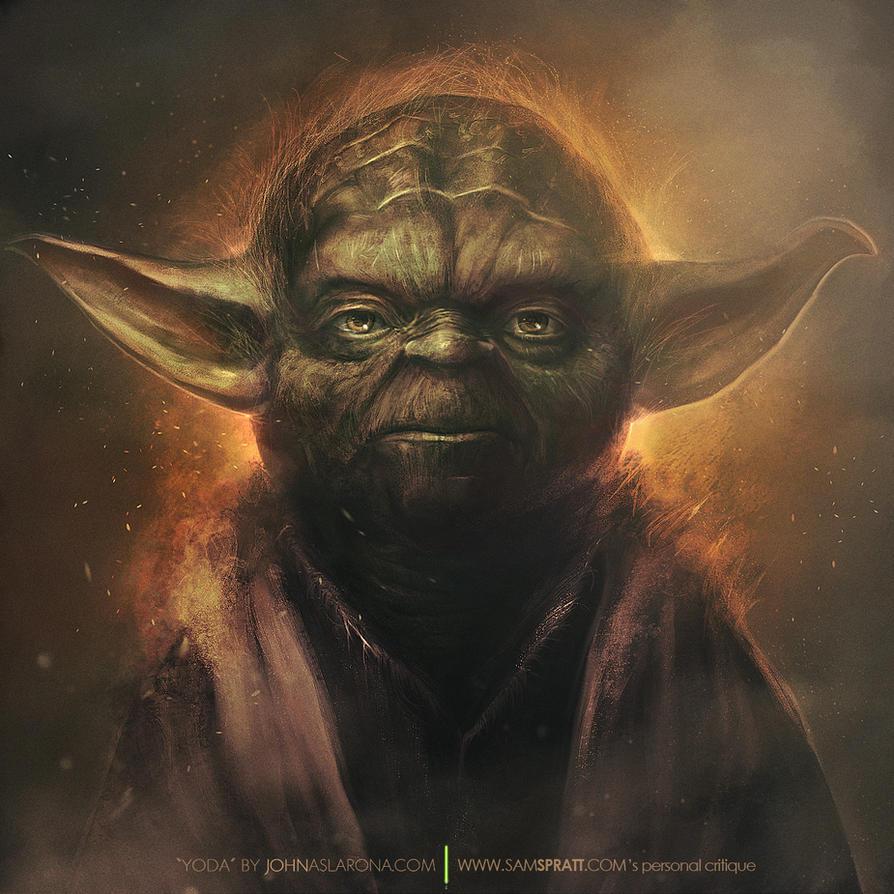 Yoda by PhotoshopIsMyKung-Fu