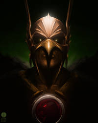 Thanagarian by PhotoshopIsMyKung-Fu