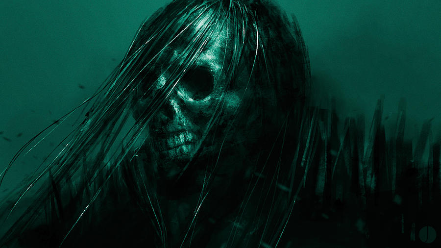 Skull by PhotoshopIsMyKung-Fu