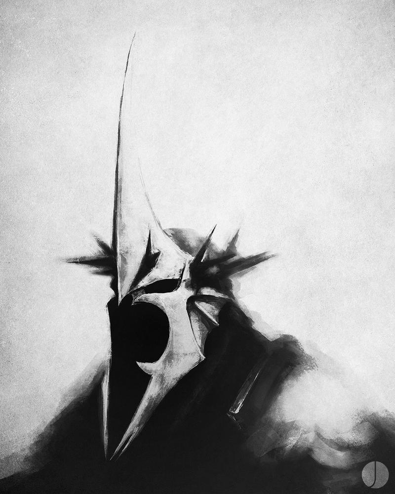 Witch-king by PhotoshopIsMyKung-Fu