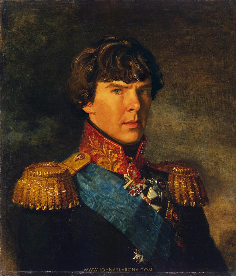Benedict by PhotoshopIsMyKung-Fu