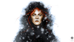 Kissed by Fire by PhotoshopIsMyKung-Fu