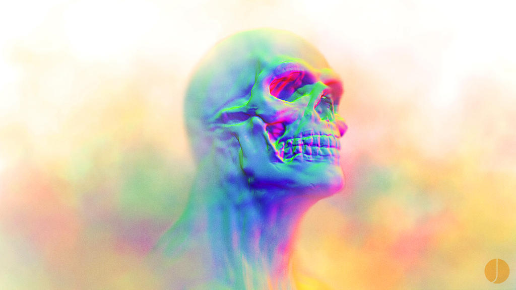 Skull Candy by PhotoshopIsMyKung-Fu