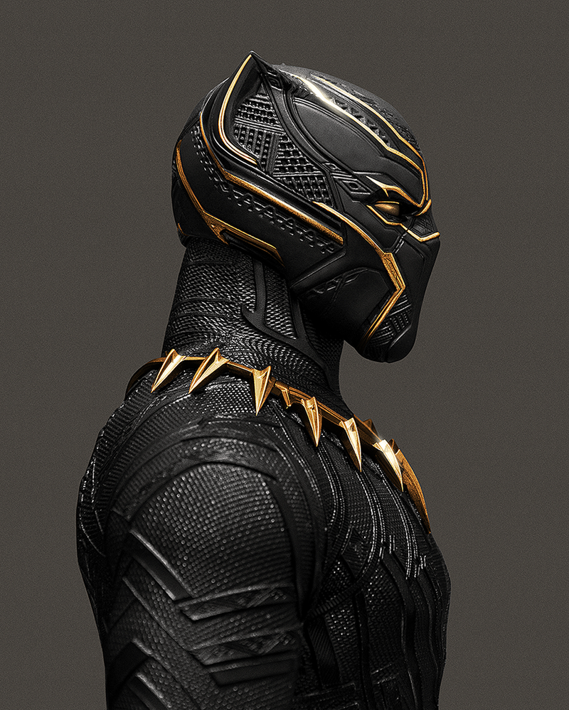 Black panther by photoshopismykung fu on deviantart for Craft fairs near me november 2017