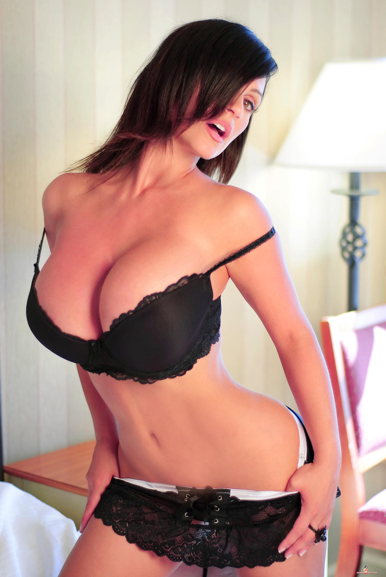 Denise Milani Caress by k1ngxx