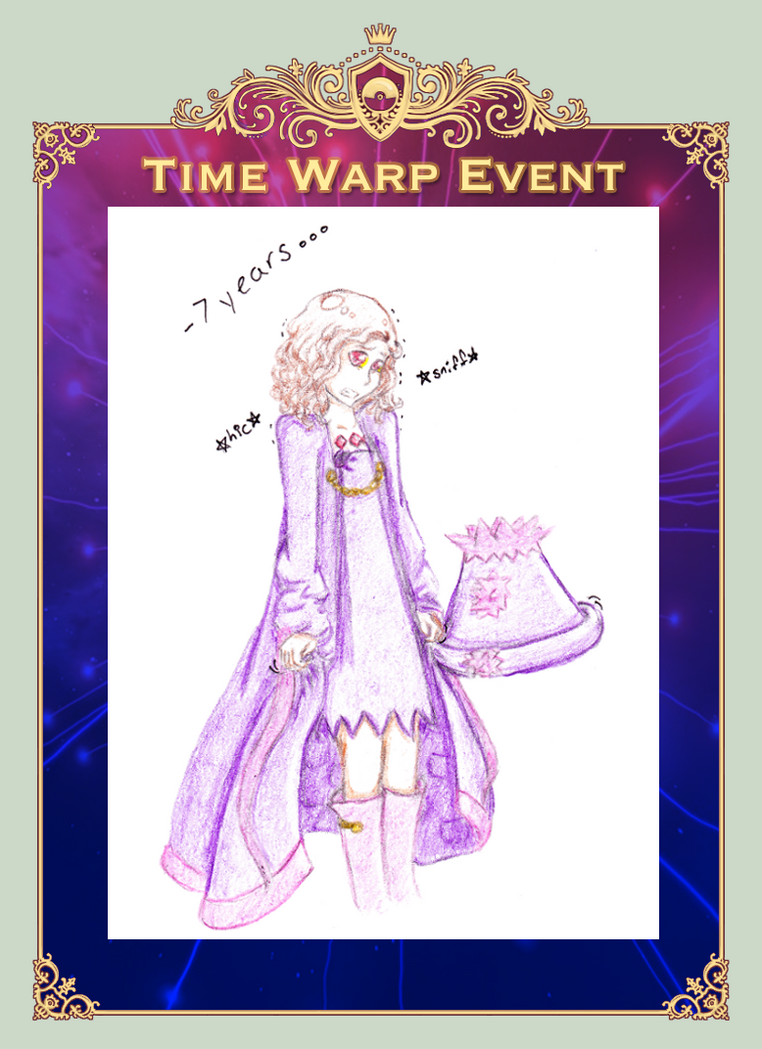 TimeWarp2: Angel by fancynancy25