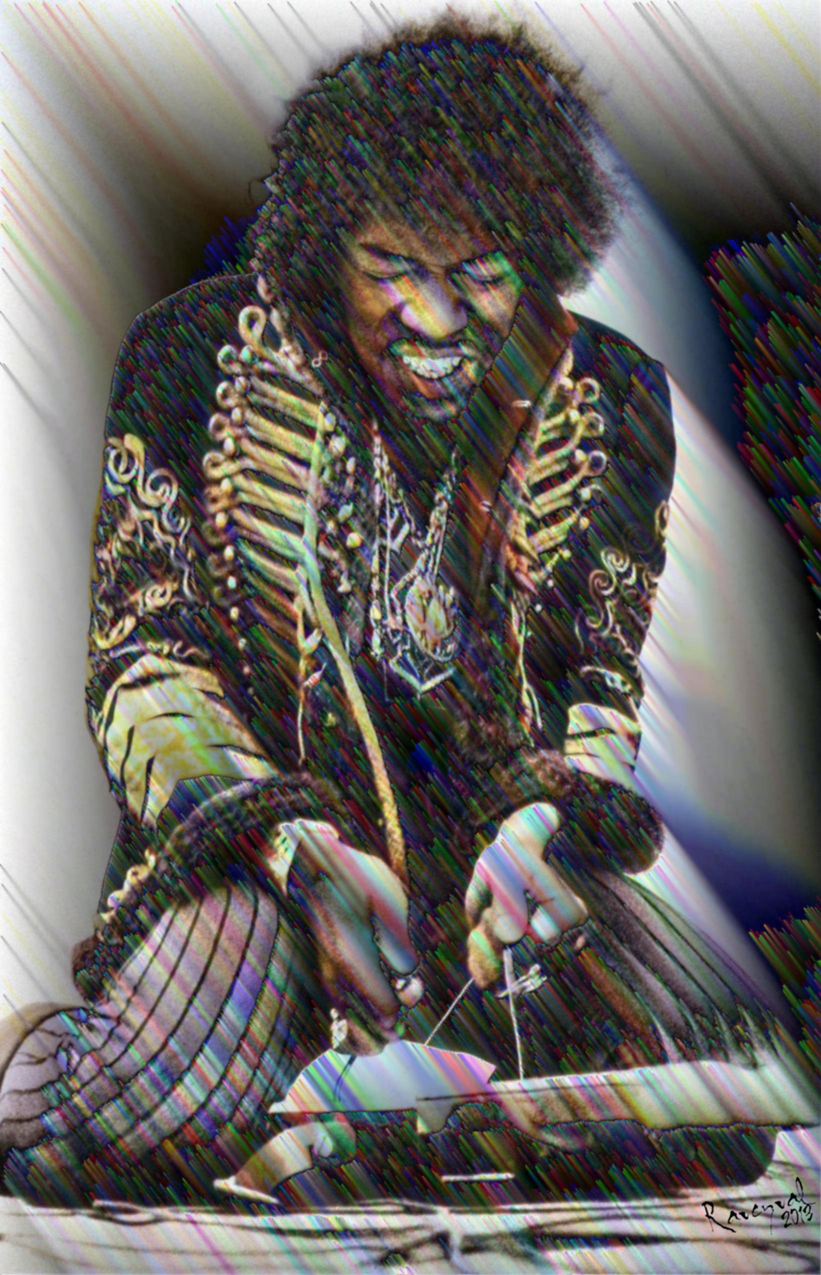 Hendrix Acid Rain