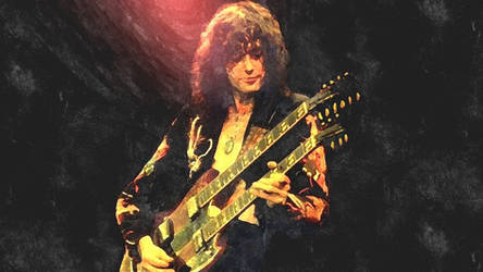 Jimmy Page - Light And Shade