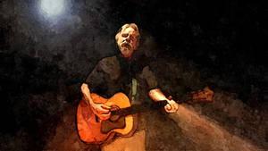 Bob Weir by Ravenval