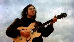 John Lennon by Ravenval - 2012