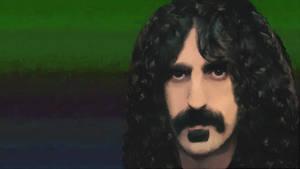 Frank Zappa by Ravenval 2012