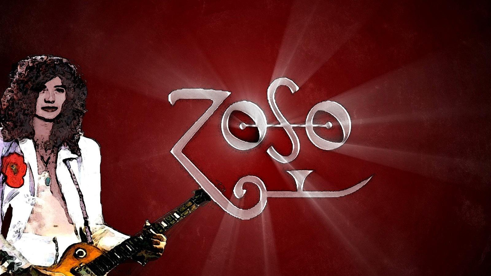 Jimmy Page - ZOSO by Ravenval
