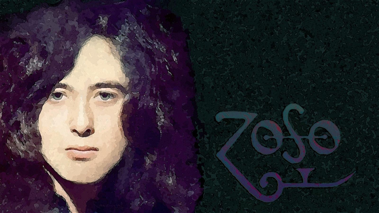 Jimmy Page by Ravenval 2014