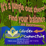 Garden Acupuncture Ad - March 2014