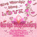 Garden Acupuncture Valentine's Day ad 2015