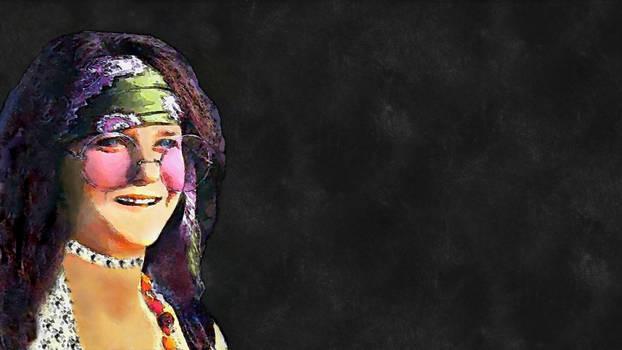 Janis Joplin by Ravenval 2016