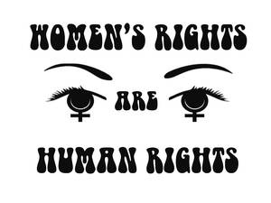 Women's Rights Art