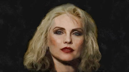 Debbie Harry by Ravenval 2019